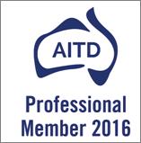 AITD Professional Member 2016